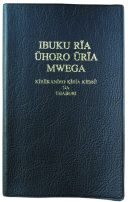 Gikuyu New Testament Psalms CL 362P ISBN 996648096X – Out of Stock