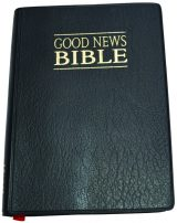 Good News Bible 022 Red edge ISBN 9789966409164