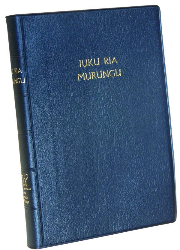 Kimeru Bible Old