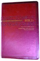 Swahihi Study Bible CLDC 065PTI Burgundy ISBN 9789966276674