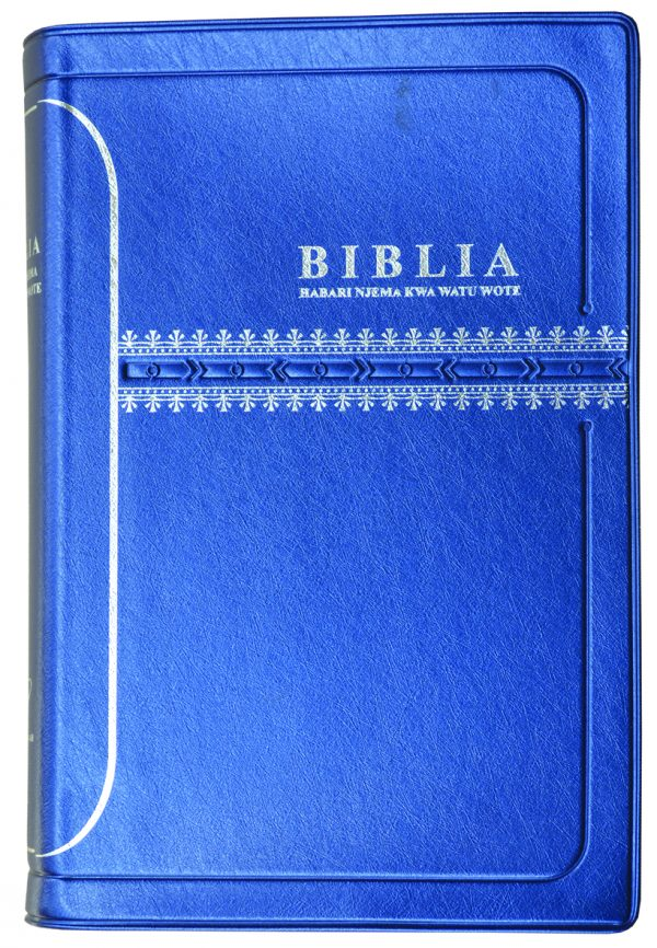 Swahili Bible CL 032ppl blue