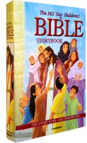 The 365 Day Childrens Bible ISBN 9788772471594 cl