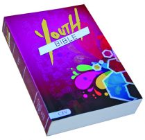 Youth Bible Soft cover. Kes 470