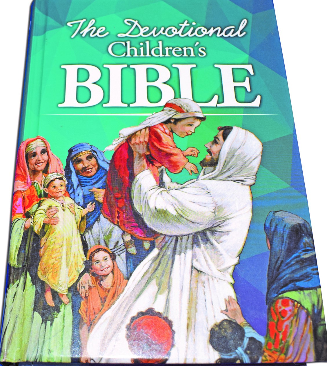 The Devotional childrens Bible