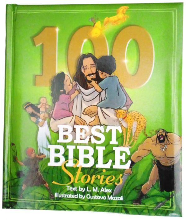 100 Best Bible stories