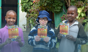 Donate a Bible for a Bibleless child